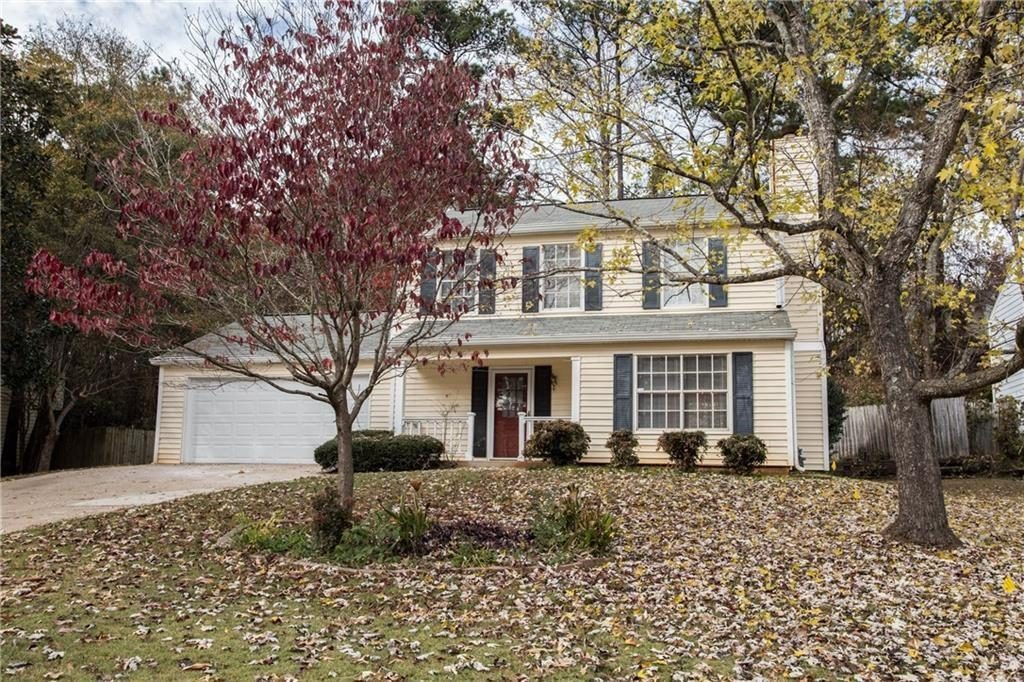 home for lease on Trace Circle